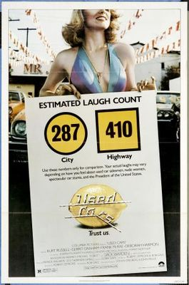 Used Cars movie poster (1980) poster MOV_3ddf997b