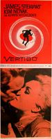 Vertigo movie poster (1958) picture MOV_3de06338