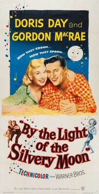 By the Light of the Silvery Moon movie poster (1953) poster MOV_3de661e1