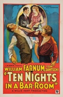 Ten Nights in a Barroom movie poster (1931) picture MOV_3de755c9