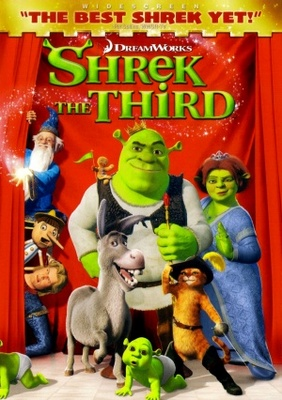 Shrek the Third movie poster (2007) poster MOV_3deacb44