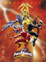 Power Rangers DinoThunder movie poster (2004) picture MOV_3dec76b4