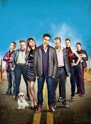 Seven Psychopaths movie poster (2012) poster MOV_3decead6