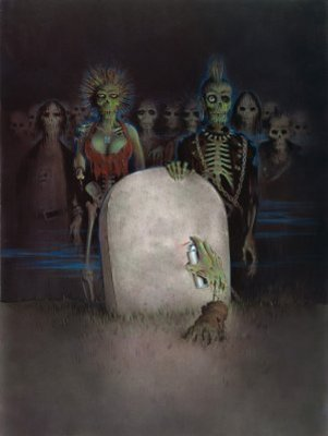 The Return of the Living Dead movie poster (1985) poster MOV_3df481da