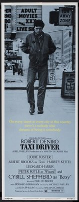 Taxi Driver movie poster (1976) poster MOV_3dfd14e2