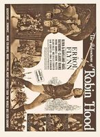 The Adventures of Robin Hood movie poster (1938) picture MOV_3dfdc1ed