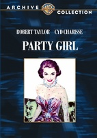 Party Girl movie poster (1958) picture MOV_3dffed56