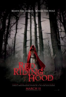 Red Riding Hood movie poster (2011) poster MOV_3e0e9592