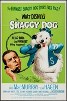 The Shaggy Dog movie poster (1959) picture MOV_3e19fb09