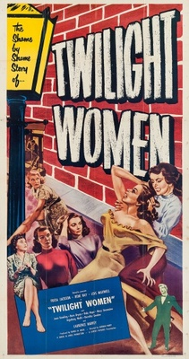 Women of Twilight movie poster (1953) poster MOV_3e1be801