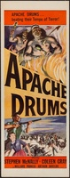 Apache Drums movie poster (1951) picture MOV_3e1d114a
