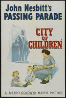 City of Children movie poster (1949) picture MOV_3e1d98ae