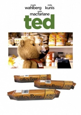 Ted movie poster (2012) poster MOV_3e20b7bb