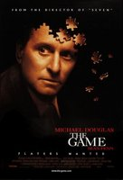 The Game movie poster (1997) picture MOV_3e27032b