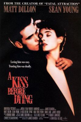 A Kiss Before Dying movie poster (1991) poster MOV_3e277a6e