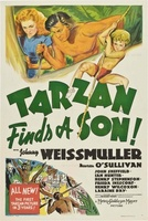 Tarzan Finds a Son! movie poster (1939) picture MOV_243def77