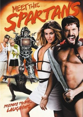 Meet the Spartans movie poster (2008) poster MOV_3e354977