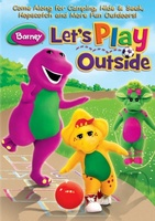 Barney: Let's Play Outside movie poster (2010) picture MOV_3e3689bb