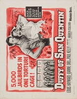 Duffy of San Quentin movie poster (1954) picture MOV_829a1226