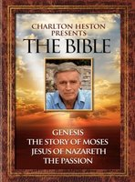 Charlton Heston Presents the Bible movie poster (1997) picture MOV_3e4e1494