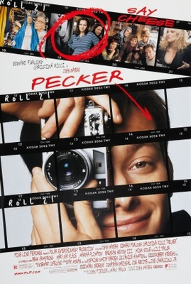 Pecker movie poster (1998) poster MOV_3e53558b