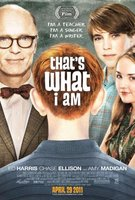 That's What I Am movie poster (2011) picture MOV_3e600894