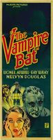 The Vampire Bat movie poster (1933) picture MOV_3e624390