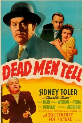 Dead Men Tell movie poster (1941) poster MOV_3e633670