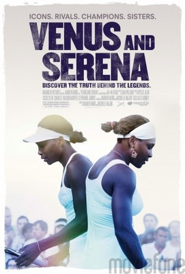 Venus and Serena movie poster (2012) poster MOV_3e64242f