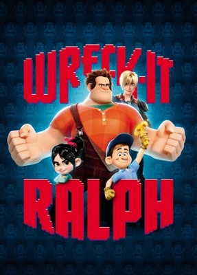 Wreck-It Ralph movie poster (2012) poster MOV_3e68fbe5