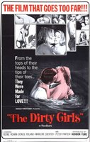 The Dirty Girls movie poster (1965) picture MOV_3e78b7ce