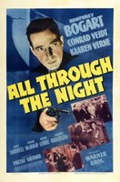 All Through the Night movie poster (1942) picture MOV_3e7c7897