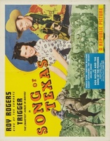 Song of Texas movie poster (1943) picture MOV_3e7fdf40