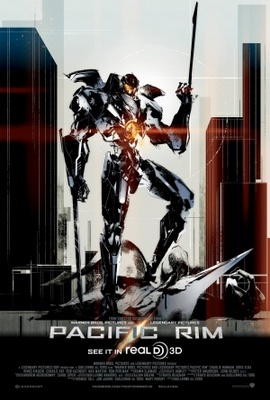 Pacific Rim movie poster (2013) poster MOV_3e8e5496