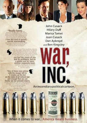 War, Inc. movie poster (2007) poster MOV_3e8f124a