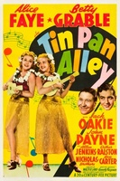 Tin Pan Alley movie poster (1940) picture MOV_3e9a2189