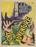A Night of Adventure movie poster (1944) picture MOV_3e9bbdb3