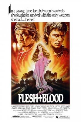 Flesh And Blood movie poster (1985) poster MOV_3ea73515