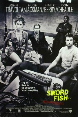 Swordfish movie poster (2001) poster MOV_3eb79afe