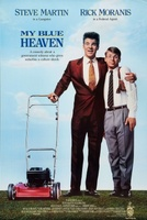 My Blue Heaven movie poster (1990) picture MOV_38670254