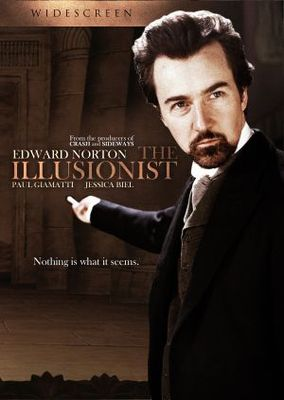 The Illusionist movie poster (2006) poster MOV_3ec2858f
