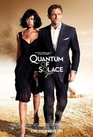 Quantum of Solace movie poster (2008) picture MOV_3ec4b418