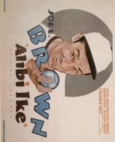 Alibi Ike movie poster (1935) picture MOV_3ec4b8b2