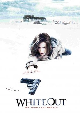Whiteout movie poster (2009) poster MOV_3ec62824