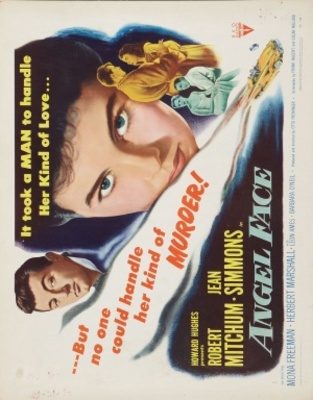 Angel Face movie poster (1952) poster MOV_3ec6bbf5