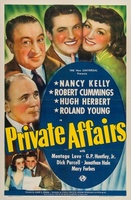 Private Affairs movie poster (1940) picture MOV_3ecddc1d