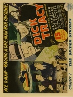 Dick Tracy movie poster (1937) picture MOV_3ed9237e