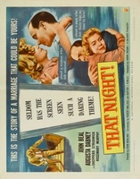 That Night! movie poster (1957) picture MOV_3ed9c89b