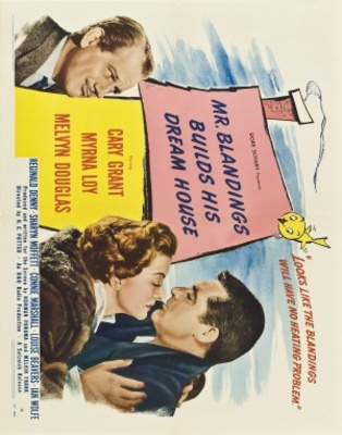 Mr. Blandings Builds His Dream House movie poster (1948) poster MOV_3ed9f528