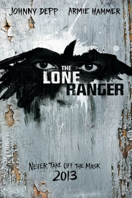 The Lone Ranger movie poster (2013) poster MOV_3edc8c3f